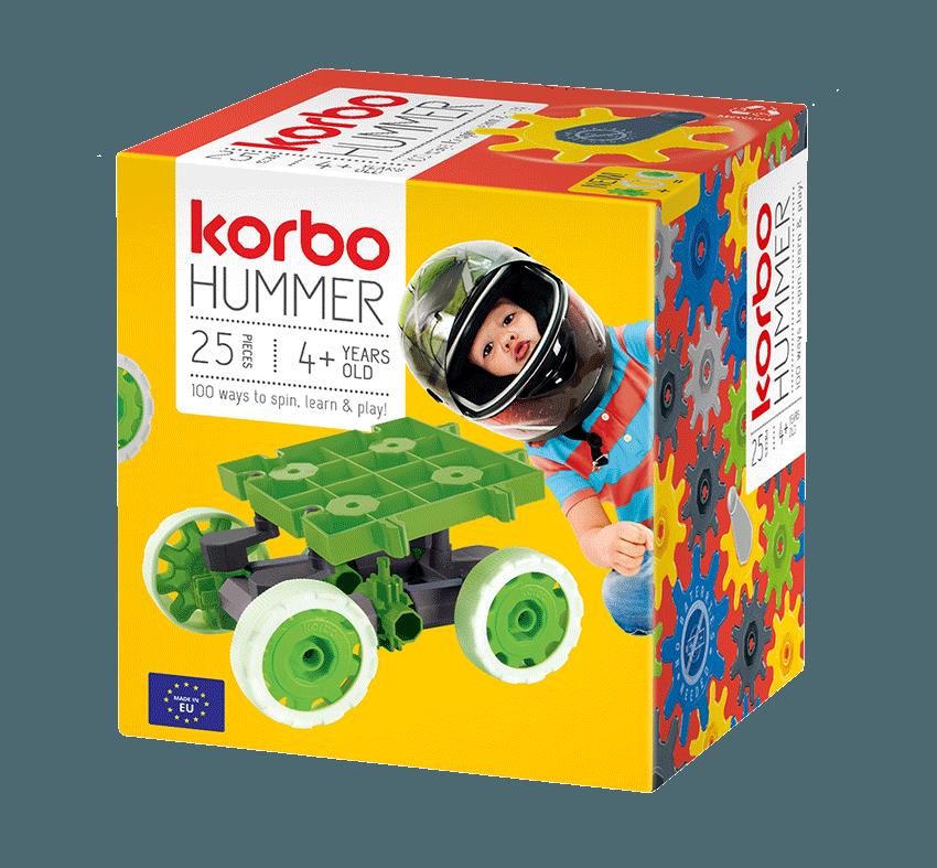 Korbo Hummer 25 Green