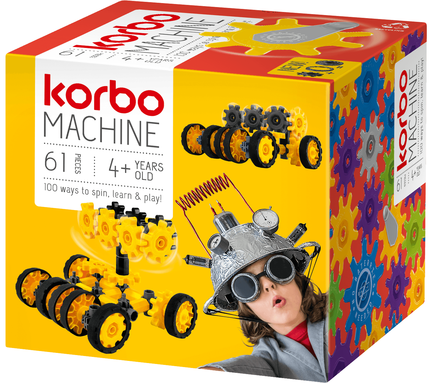 Korbo Machine 61