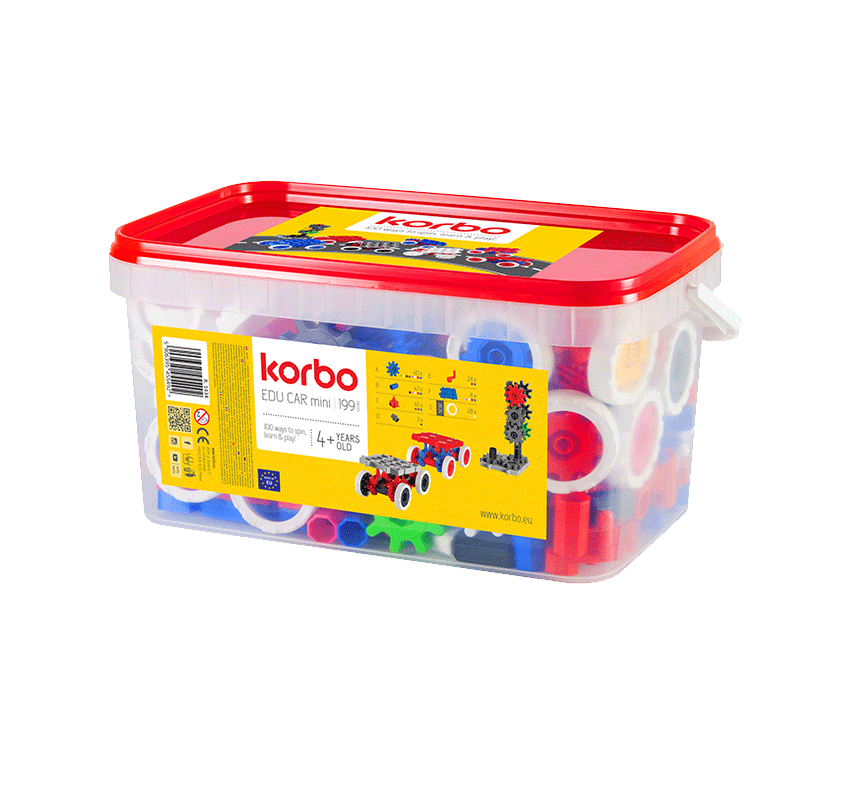 Korbo Edu Car Mini 199